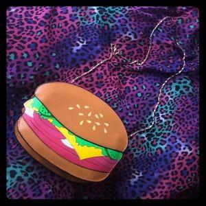 🍔 Burger purse 🍔